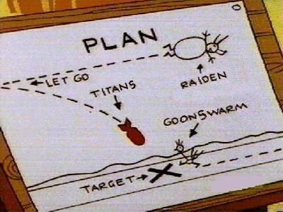 Raiden's Plan